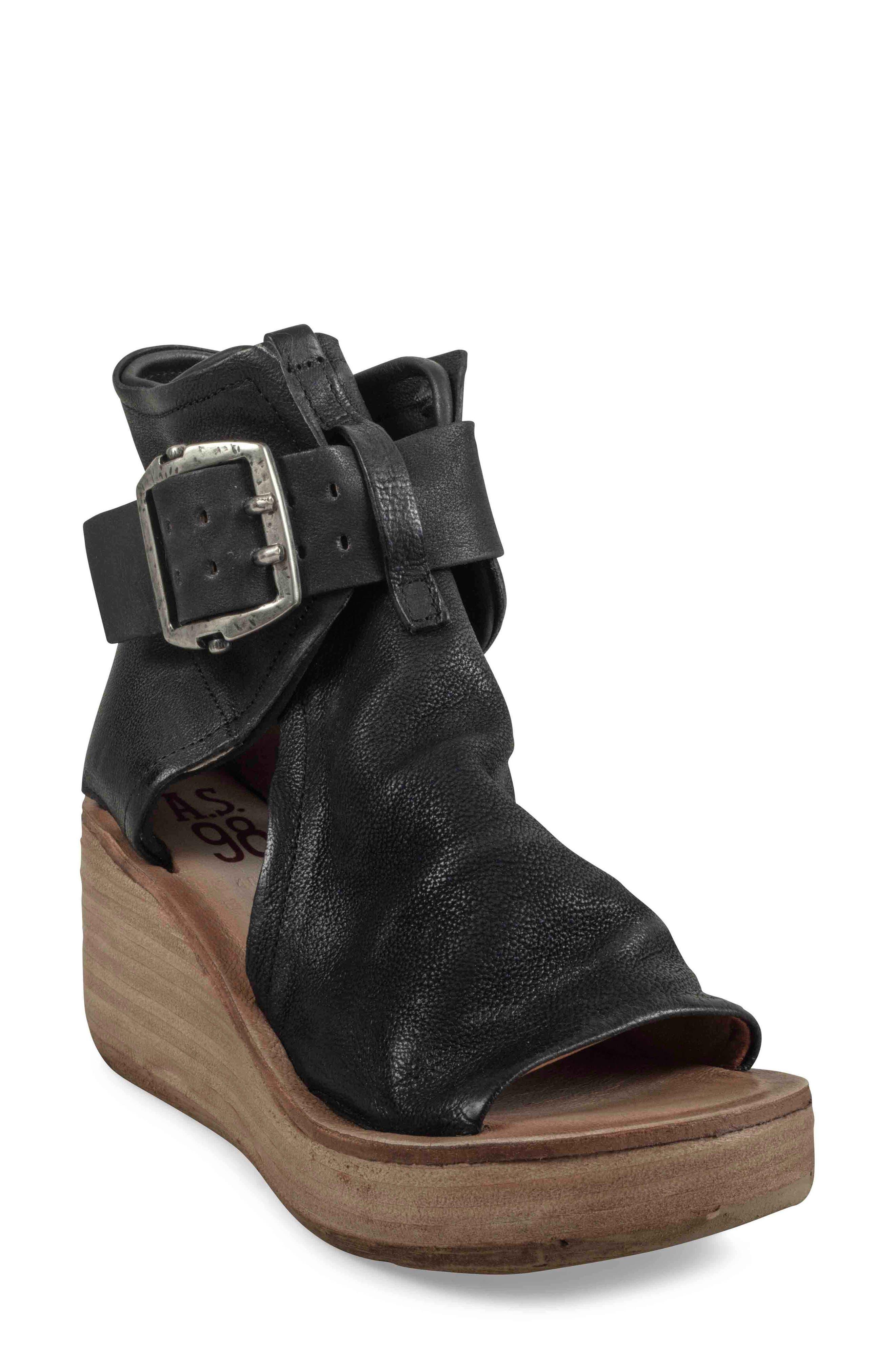 A.S.98 Naya Wedge Sandal (Women)