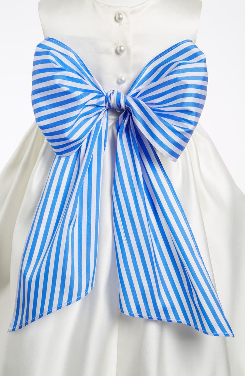 US ANGELS Stripe Sash, Main, color, BLUE STRIPE