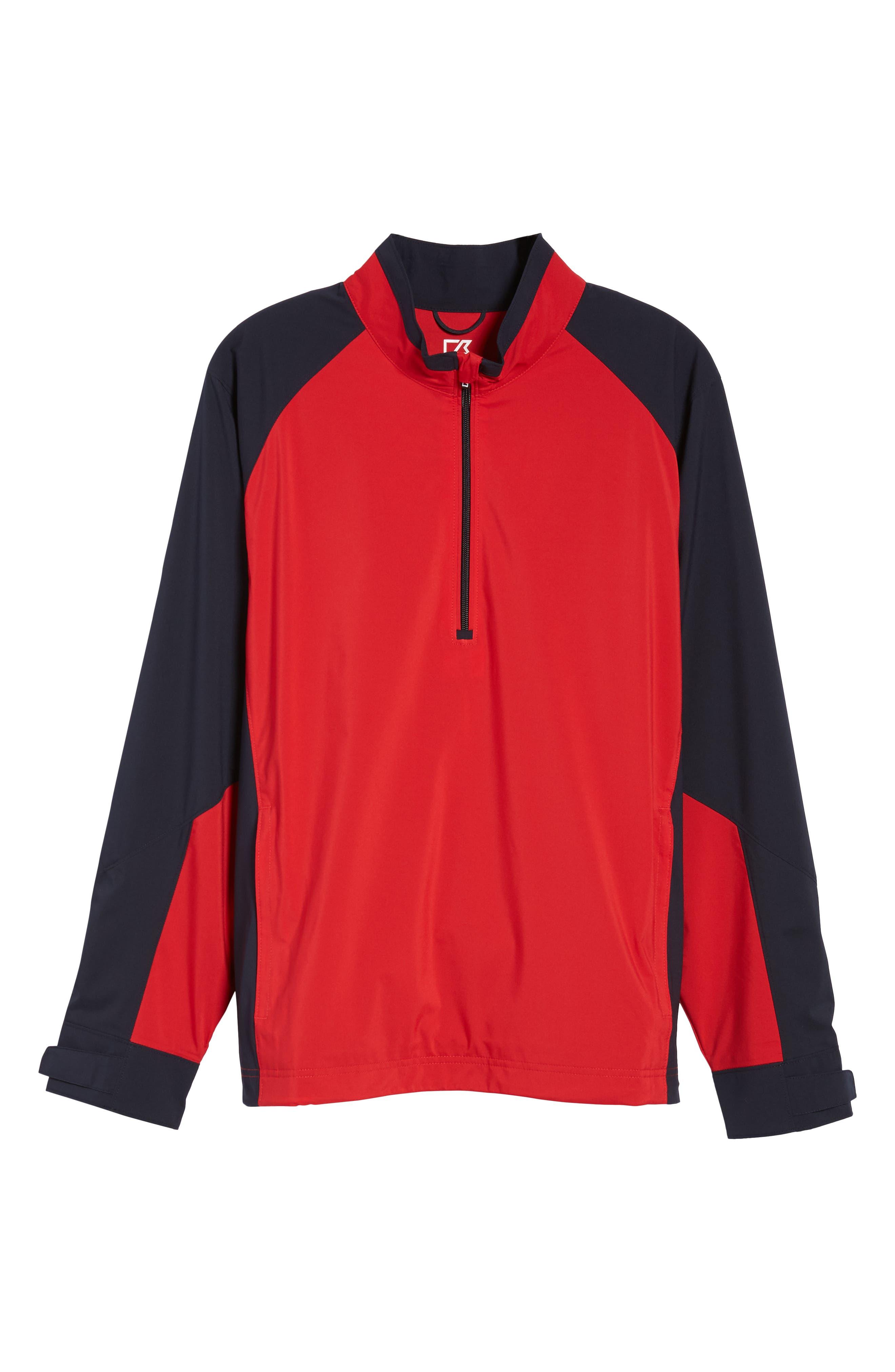 ,                             'Summit' WeatherTec Wind & Water Resistant Half Zip Jacket,                             Alternate thumbnail 12, color,                             400