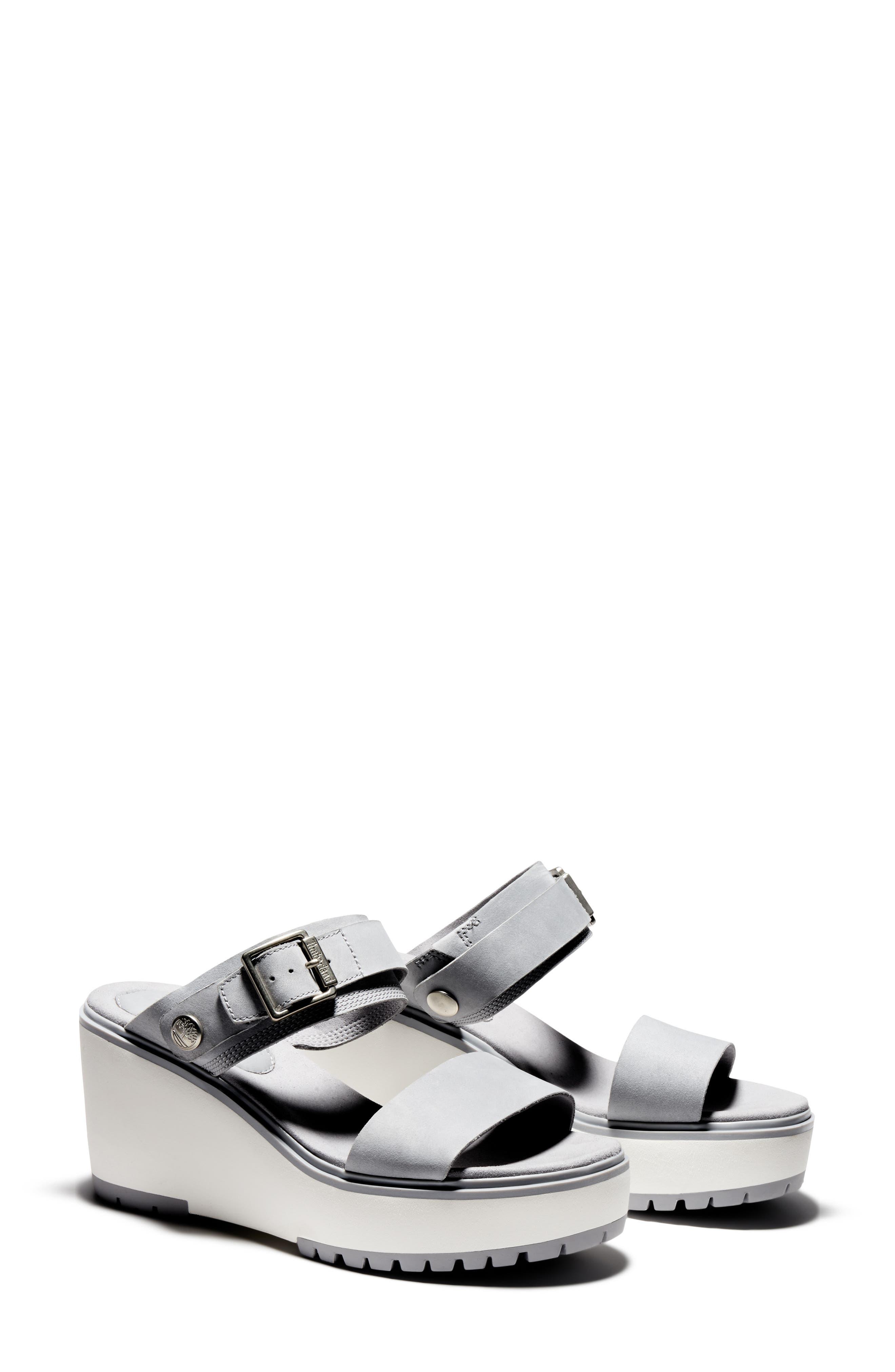 Image of Timberland Koralyn Wedge Slide Sandal