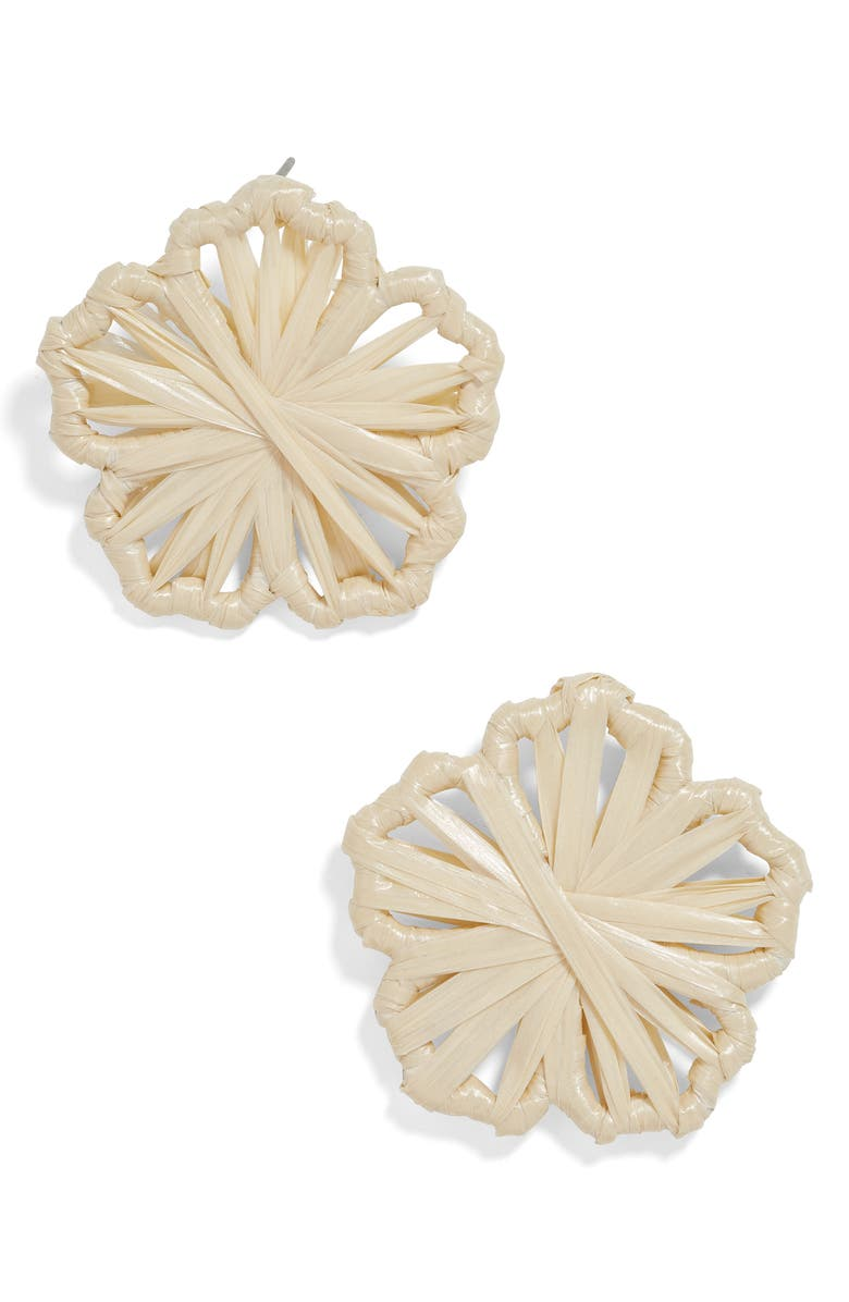 BAUBLEBAR Polliana Flower Earrings, Main, color, 250