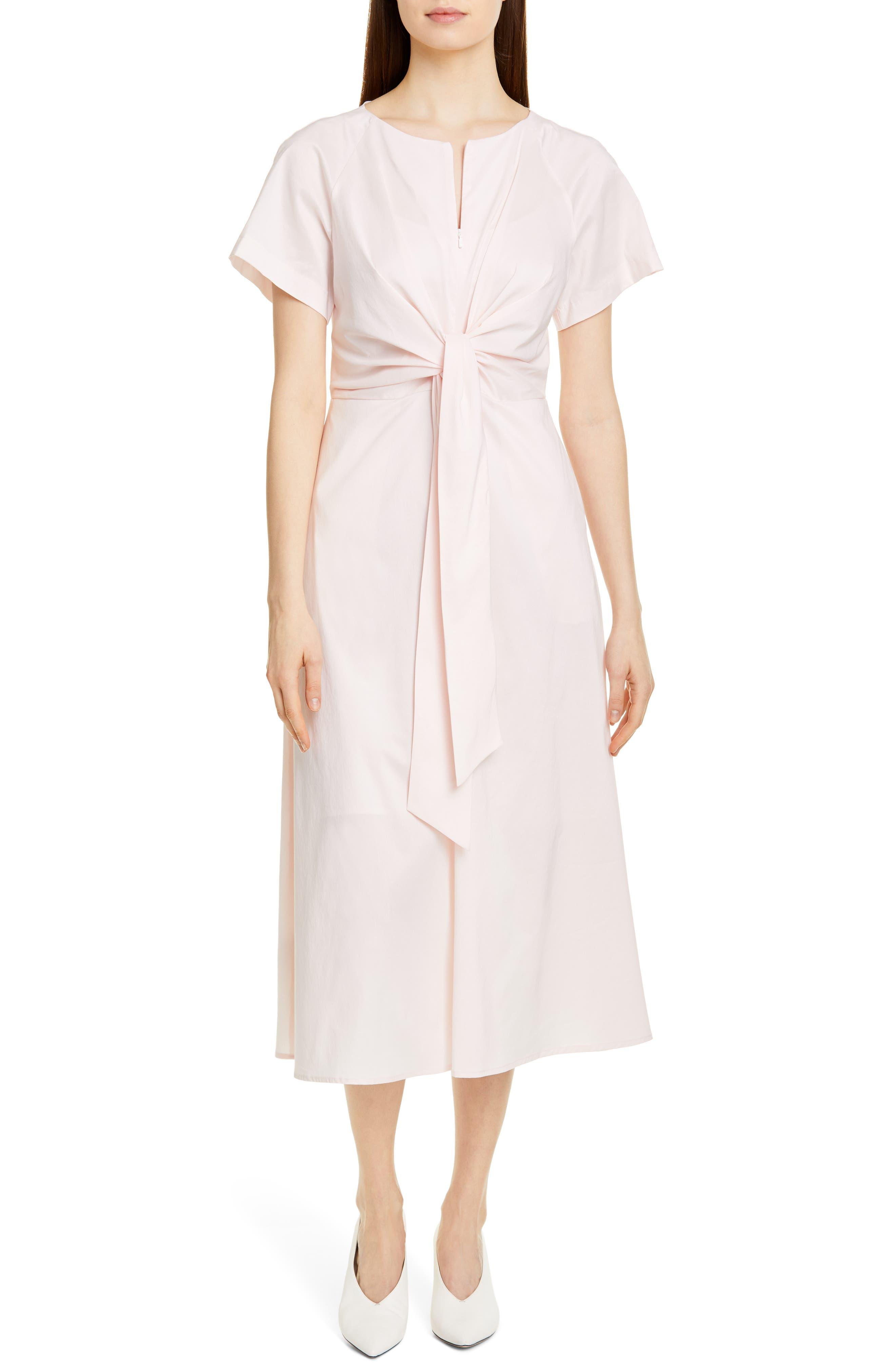 Hugo Kilara Midi Dress, Pink