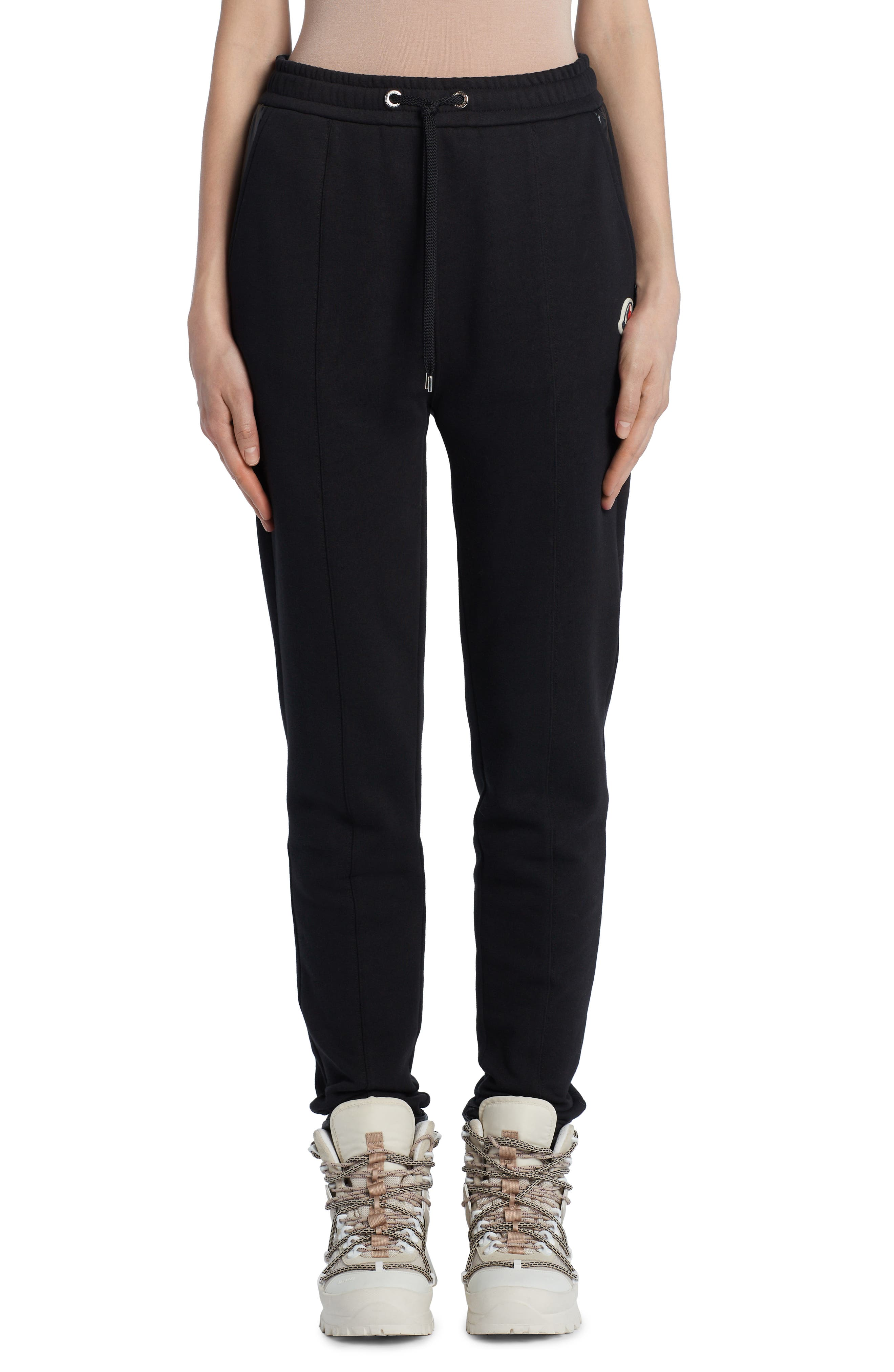 Women's Moncler French Terry Joggers