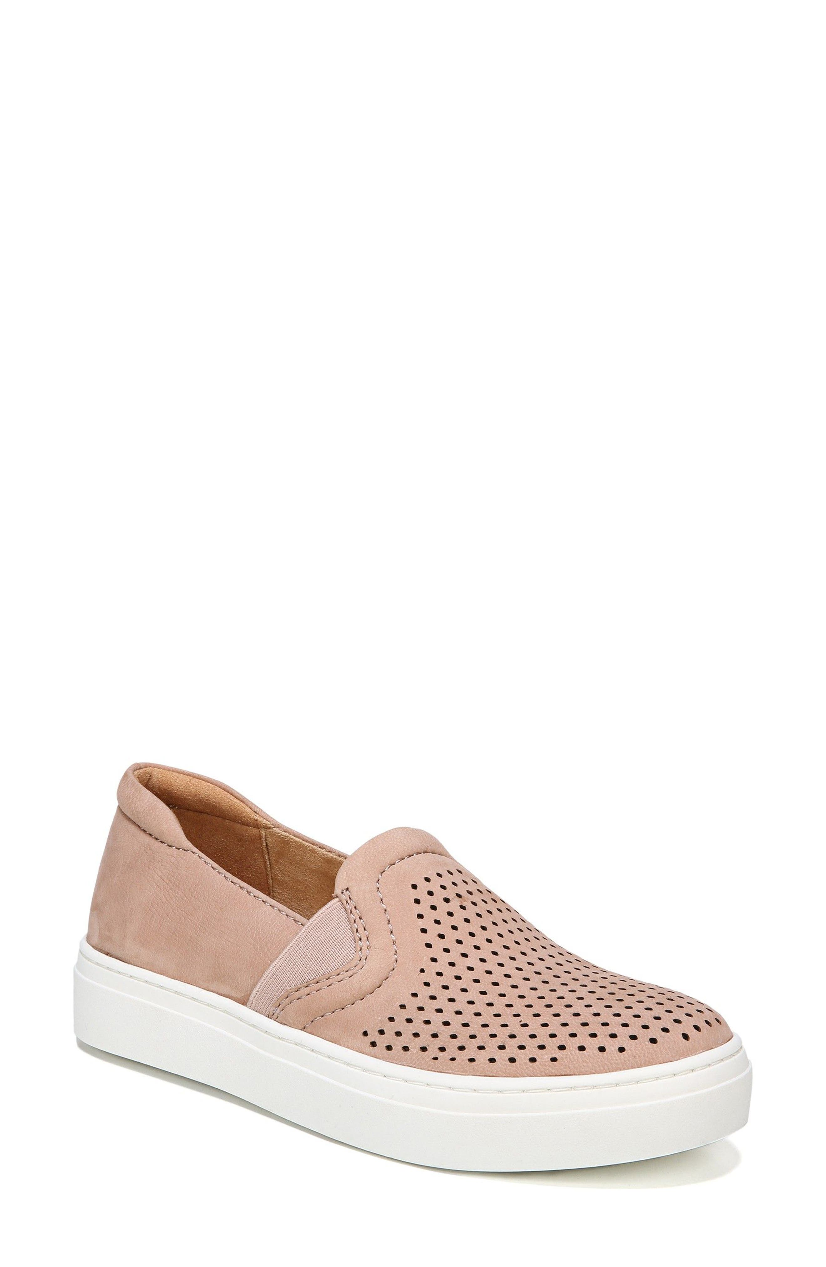 Naturalizer Carly Slip-On Sneaker, Pink