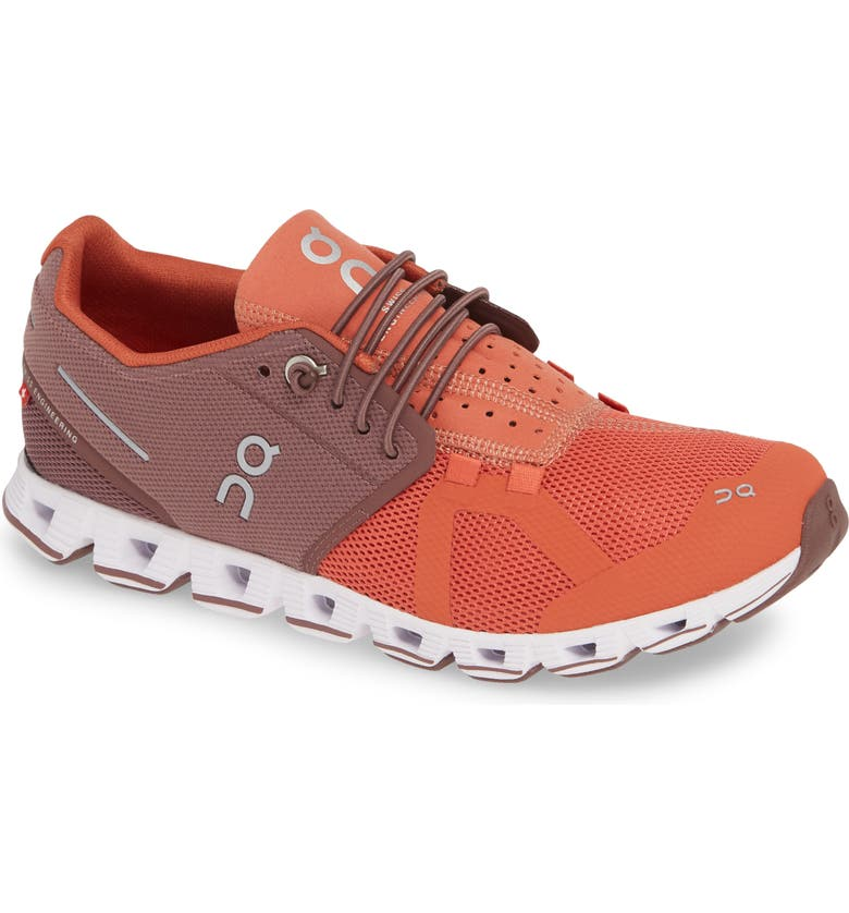 ON RUNNING Cloud 50/50 Colorblock Running Shoe, Main, color, 610