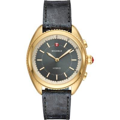 Michele Hybrid Tracker Smart Watch,