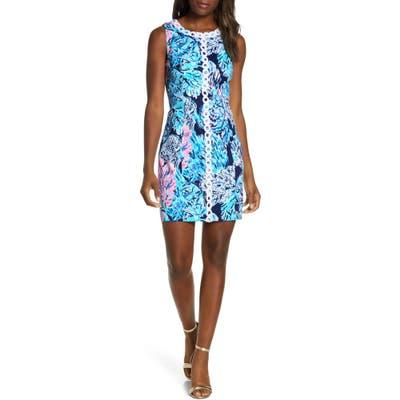Lilly Pulitzer Mila Sheath Dress, Blue