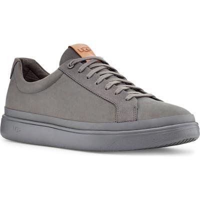 UGG Cali Waterproof Sneaker- Grey