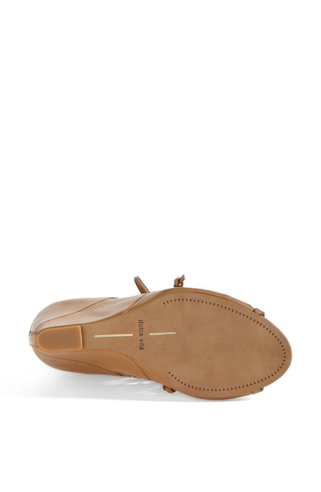 ,                             'Shandy' Cutout Sandal,                             Alternate thumbnail 13, color,                             290