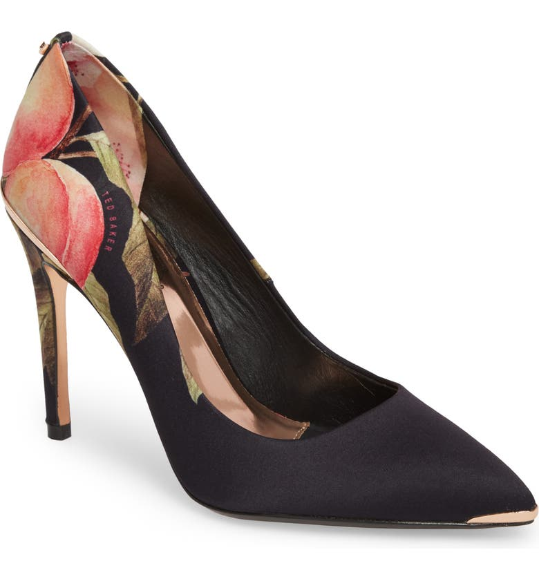 TED BAKER LONDON Kawaap Pump, Main, color, 012