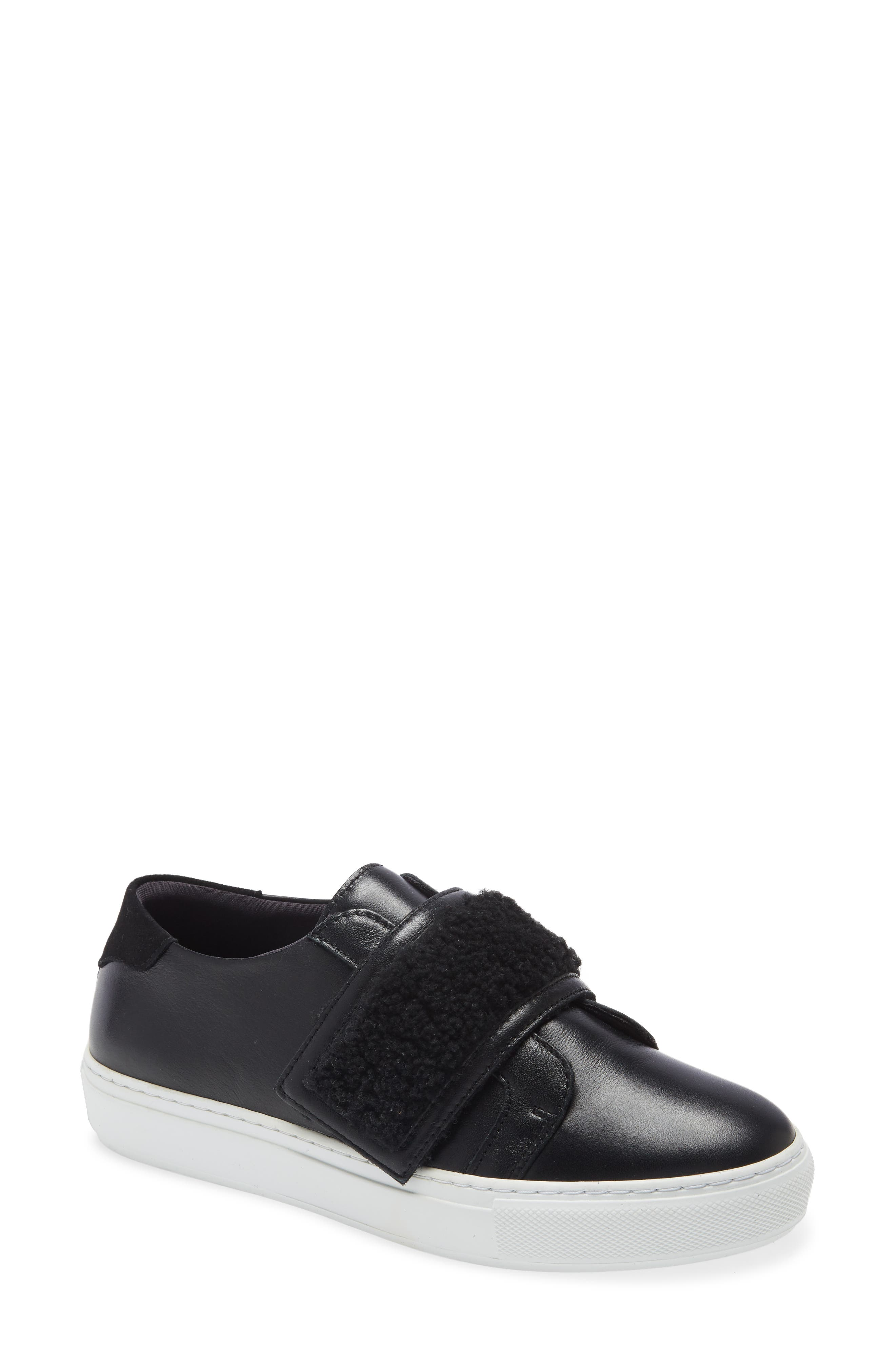 Opheliana Water Resistant Genuine Shearling Sneaker