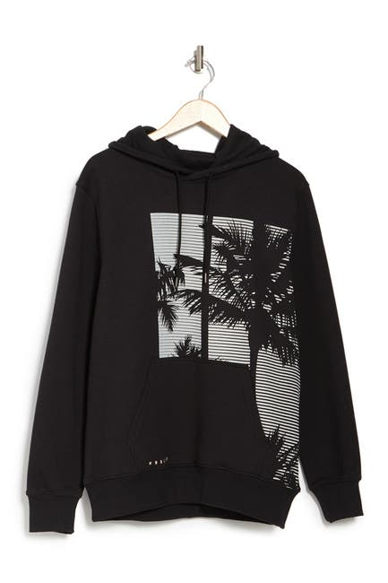 Image of Hurley Graphic Pullover Hoodie