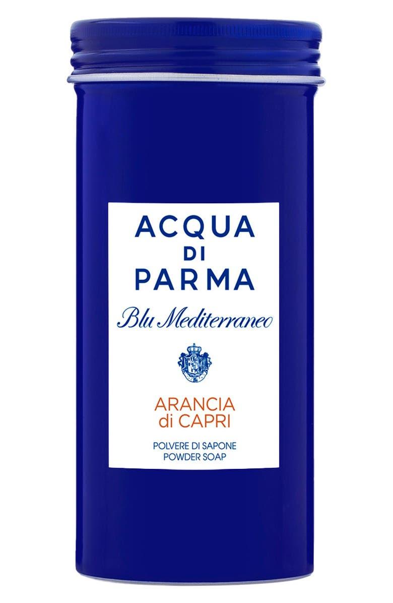 ACQUA DI PARMA Arancia di Capri Powder Soap, Main, color, NO COLOR