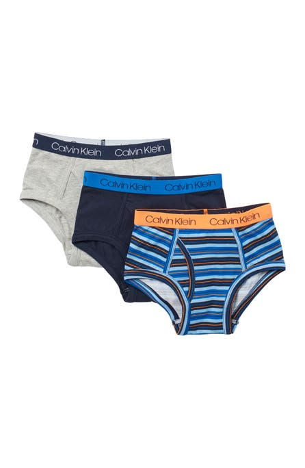 Calvin Klein - Logo Banded Briefs - Pack of 3