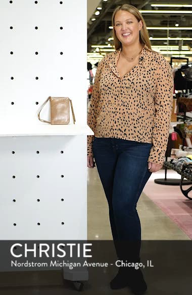 Moxie Leather Crossbody Bag, sales video thumbnail