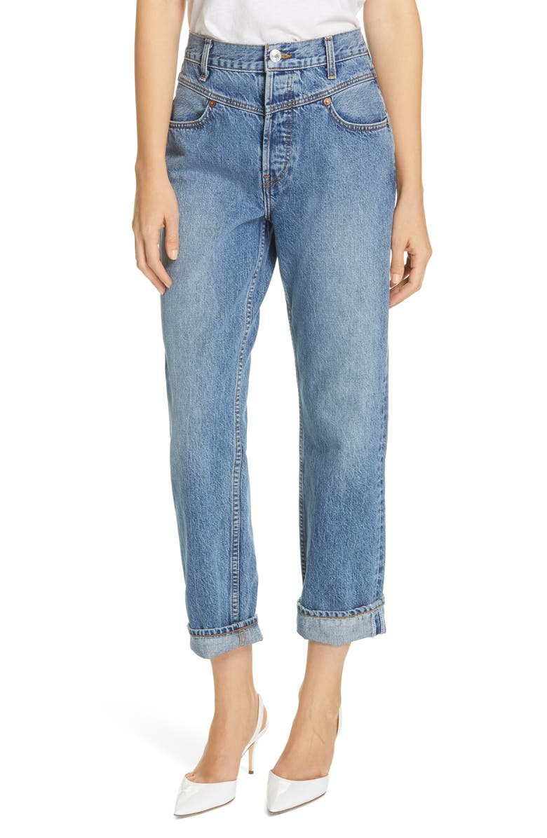7941329b37 Re/Done Originals Double Yoke Jeans (Medium 42)   Nordstrom