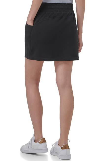 Image of MARC NEW YORK PERFORMANCE French Terry Lounge Skirt