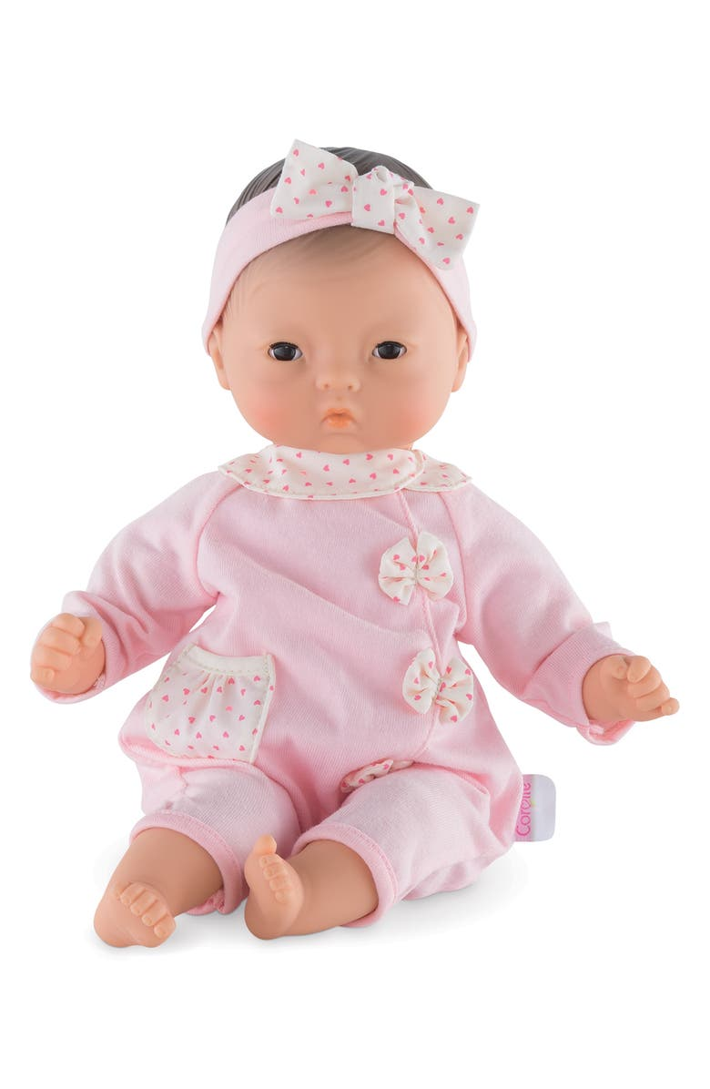 COROLLE Bébé Calin Mila Baby Doll, Main, color, PINK