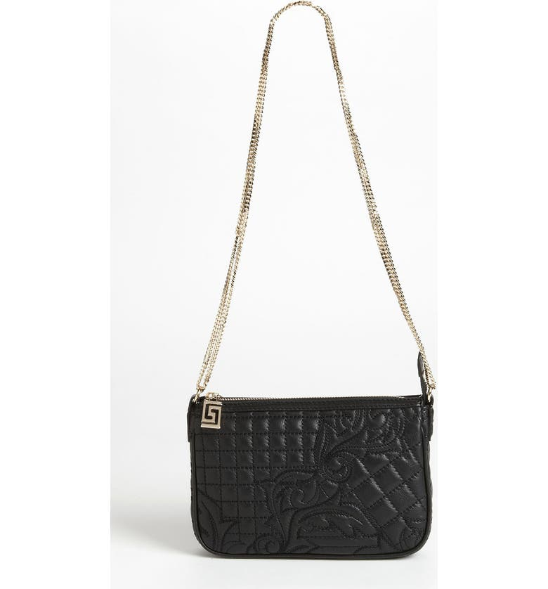 7007f071ef7 Versace 'Vanitas' Leather Crossbody Bag | Nordstrom