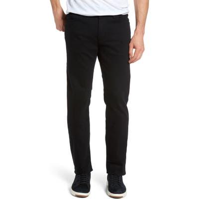 Mavi Jeans Zach Straight Leg Jeans, Black