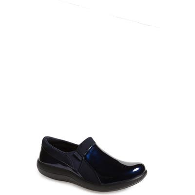 Alegria Duette Loafer,5.5- Blue