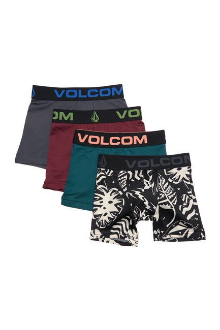 Image of Volcom Boxer Briefs - Pack of 4