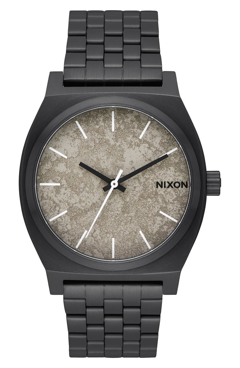NIXON The Time Teller Watch, 37mm, Main, color, 001