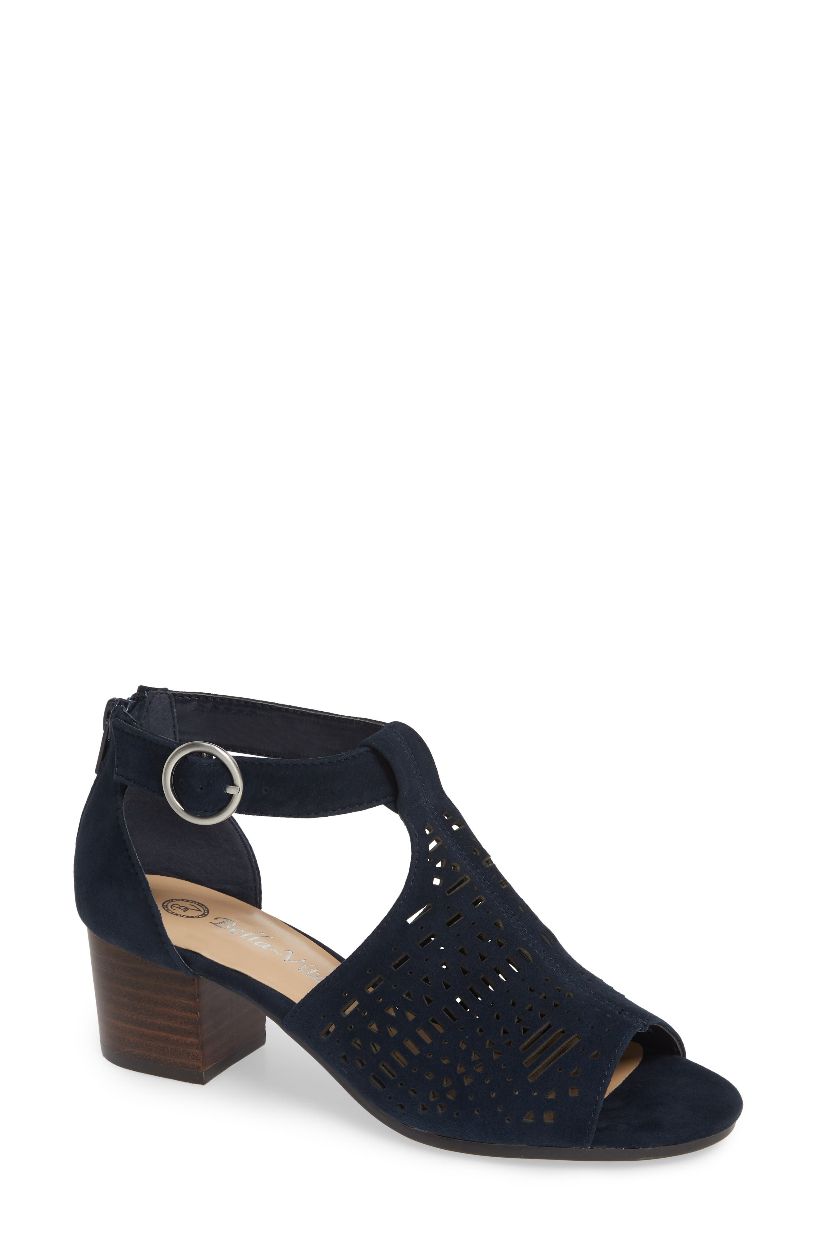 Finn Sandal, Main, color, NAVY SUEDE