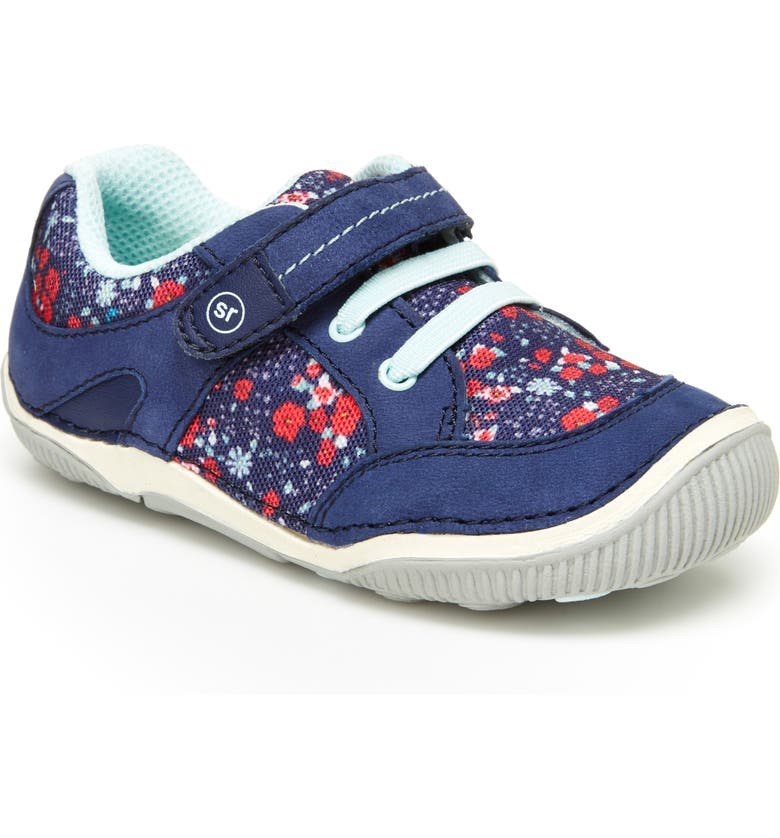 STRIDE RITE SRtech<sup>™</sup> Rosie Sneaker, Main, color, NAVY
