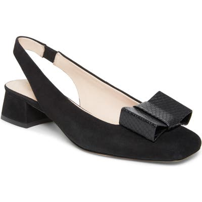 Kate Spade New York Sierra Slingback Pump- Black