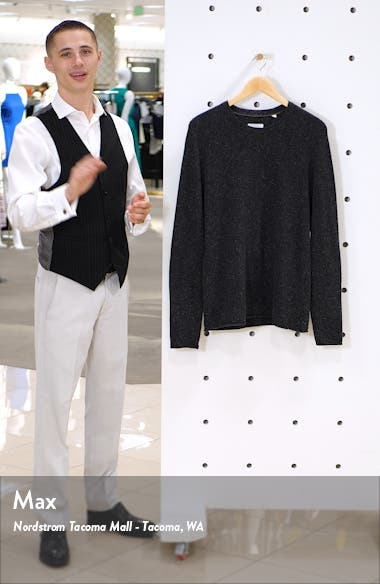 Heirloom Wool Blend Sweater, sales video thumbnail