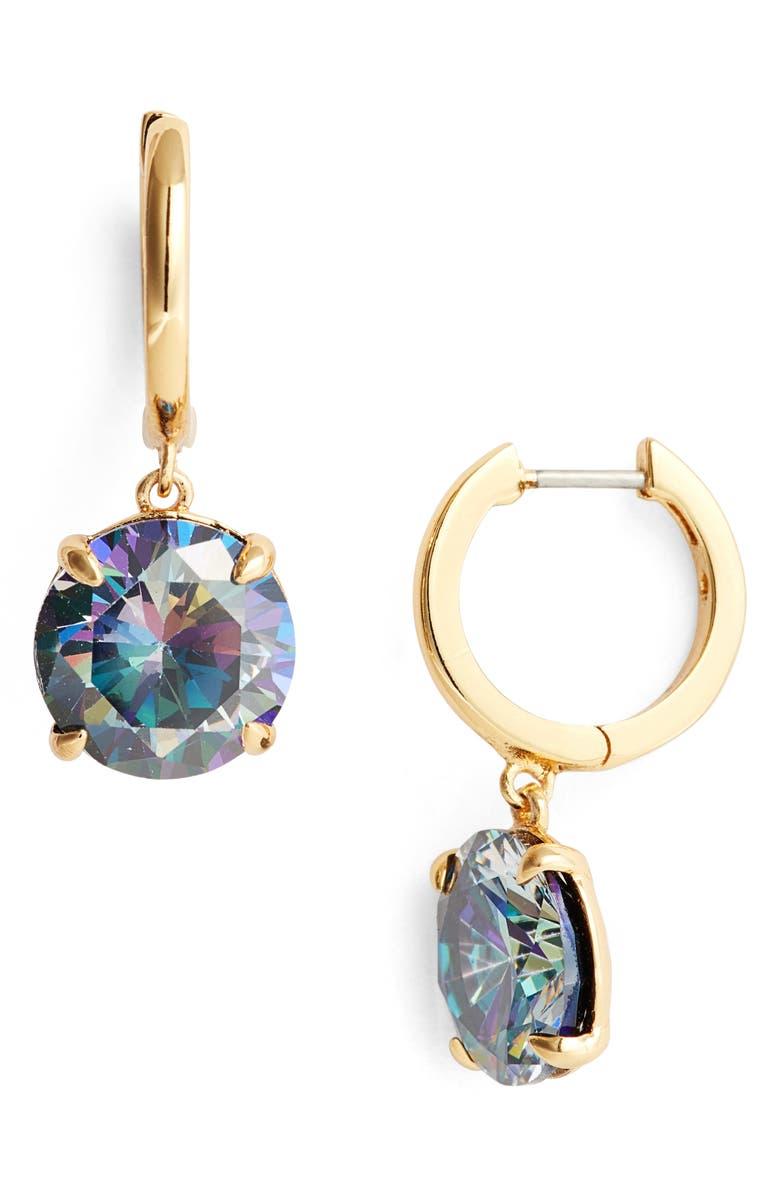 KATE SPADE NEW YORK bright idea drop earrings, Main, color, 001