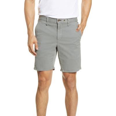 Rag & Bone Classic Twill Chino Shorts, Green