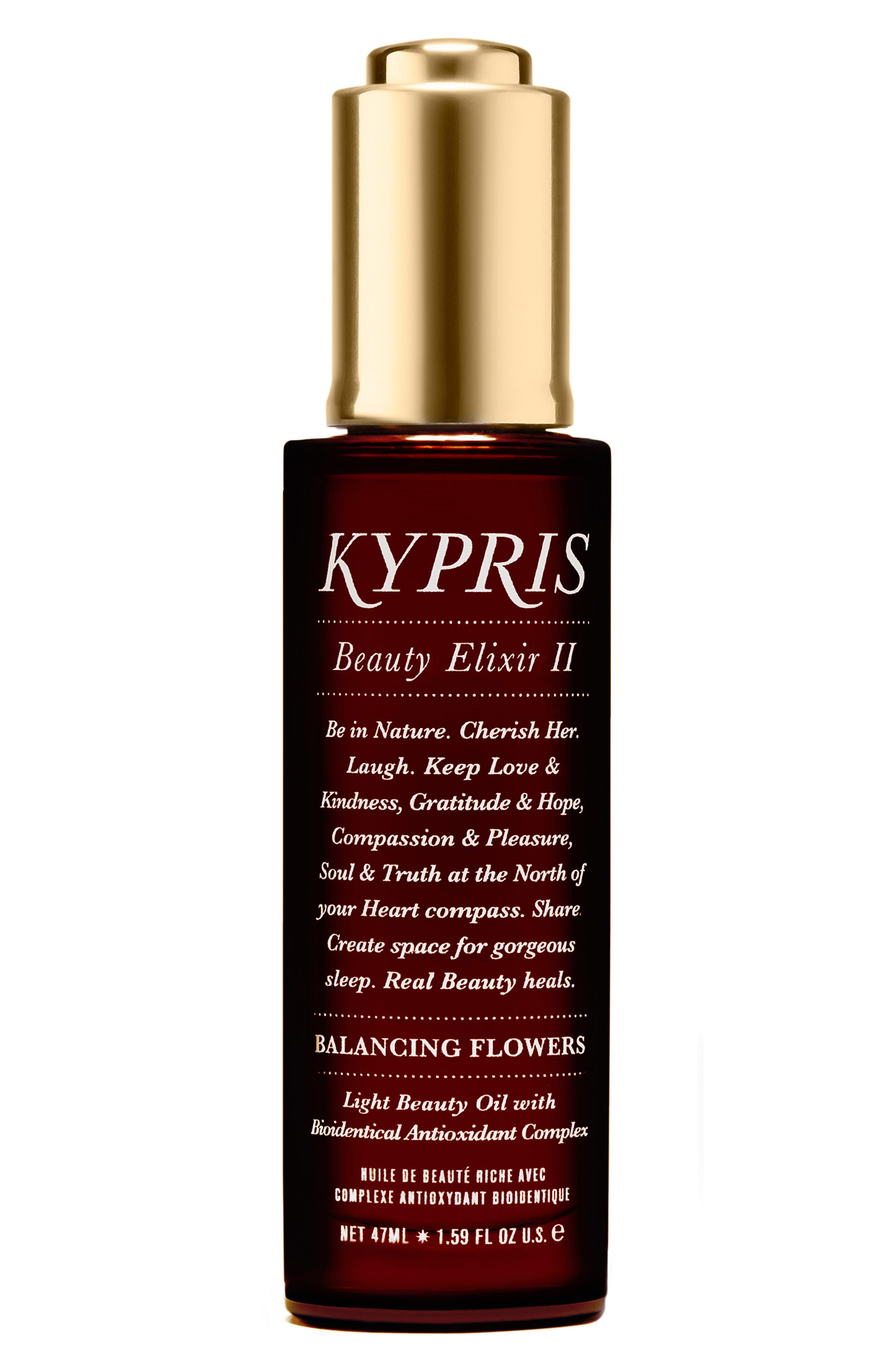 Beauty Elixir Ii: Balancing Flowers Moisturizing Face Oil