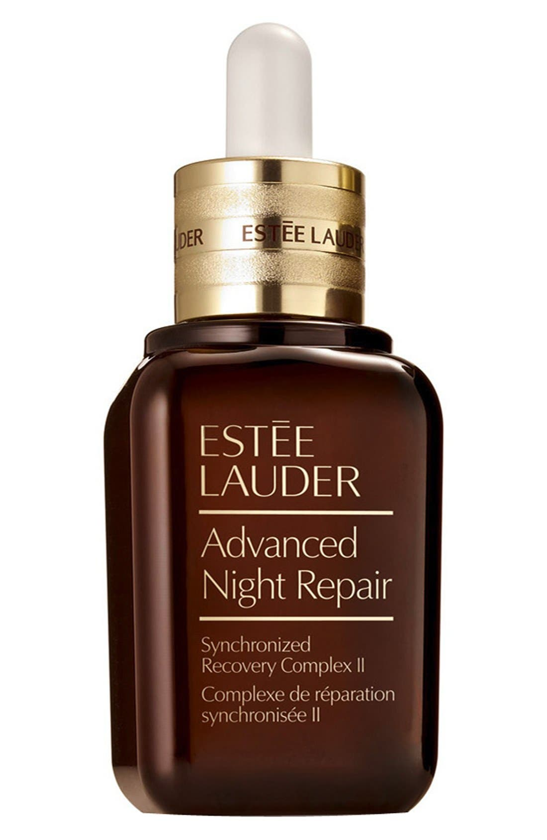 ,                             Advanced Night Repair Synchronized Recovery Complex II Serum,                             Main thumbnail 1, color,                             NO COLOR