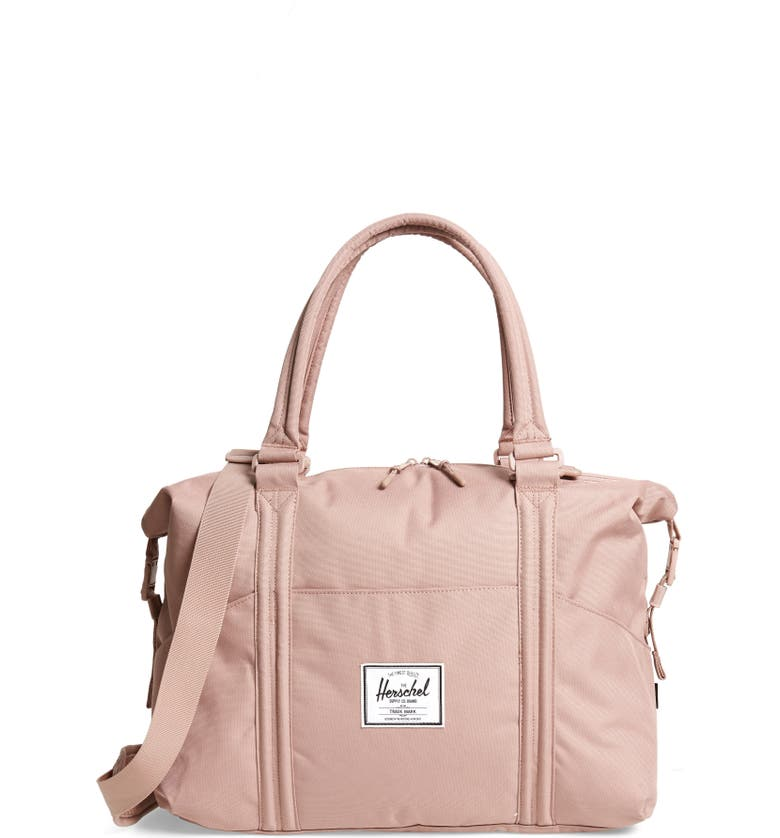 HERSCHEL SUPPLY CO. Strand Sprout Diaper Bag, Main, color, ASH ROSE