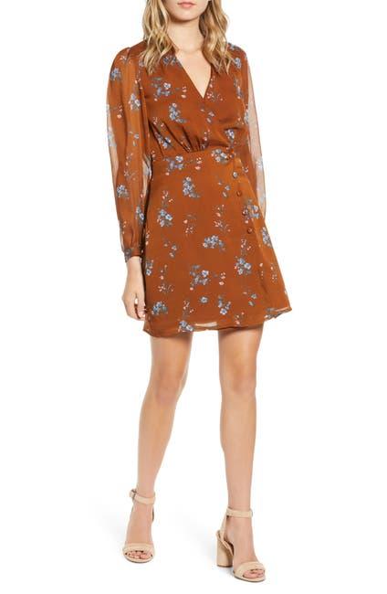 Image of Heartloom Emmy Floral Long Sleeve Dress
