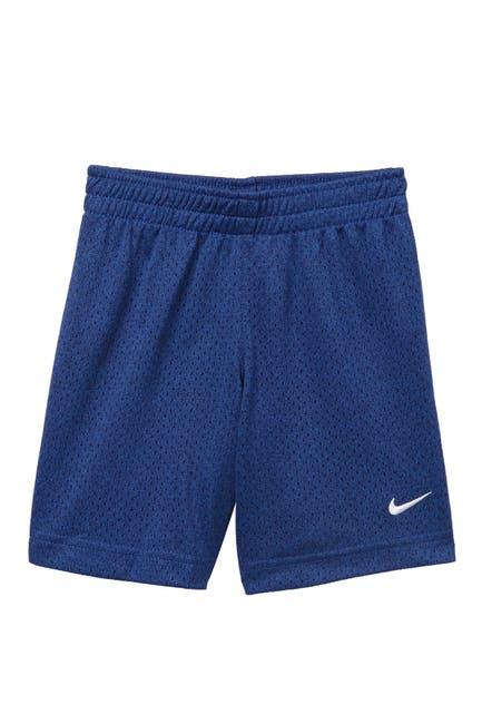Image of Nike Heathered Mesh Shorts