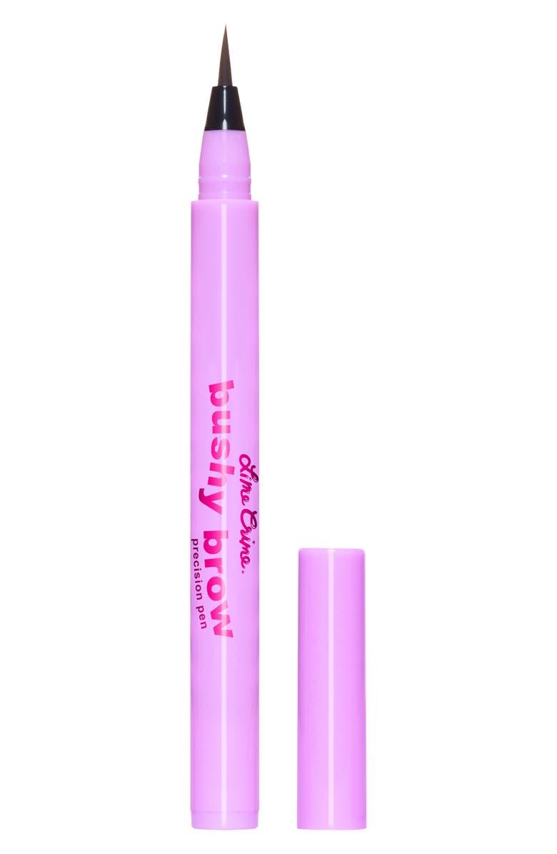 LIME CRIME Bushy Brow Precision Pen, Main, color, REDHEAD