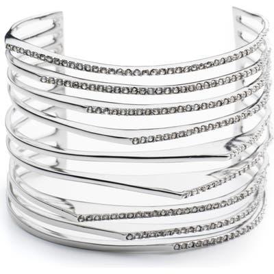 Alexis Bittar Crystal Wrist Cuff