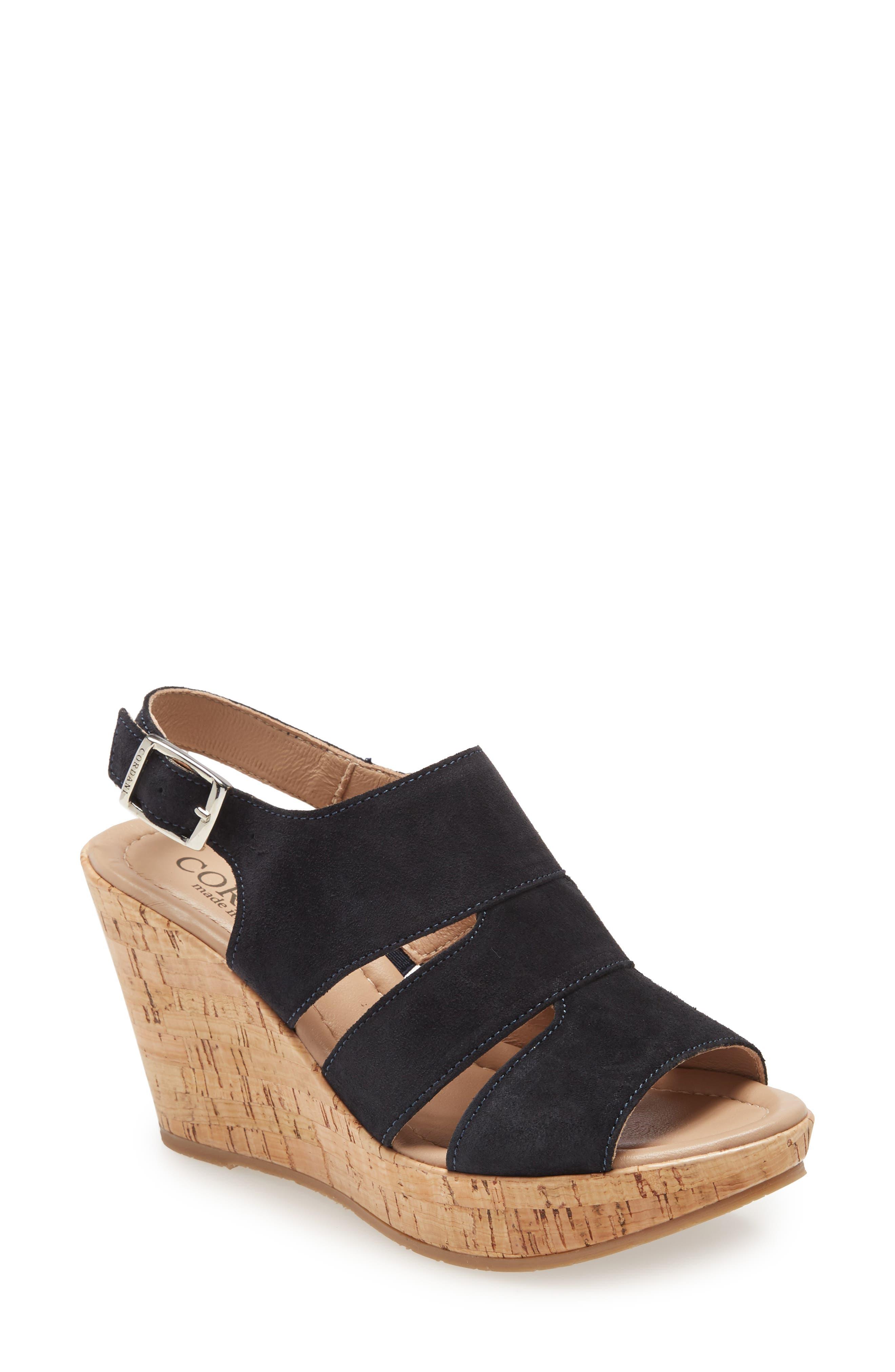 Rosie Platform Wedge Sandal