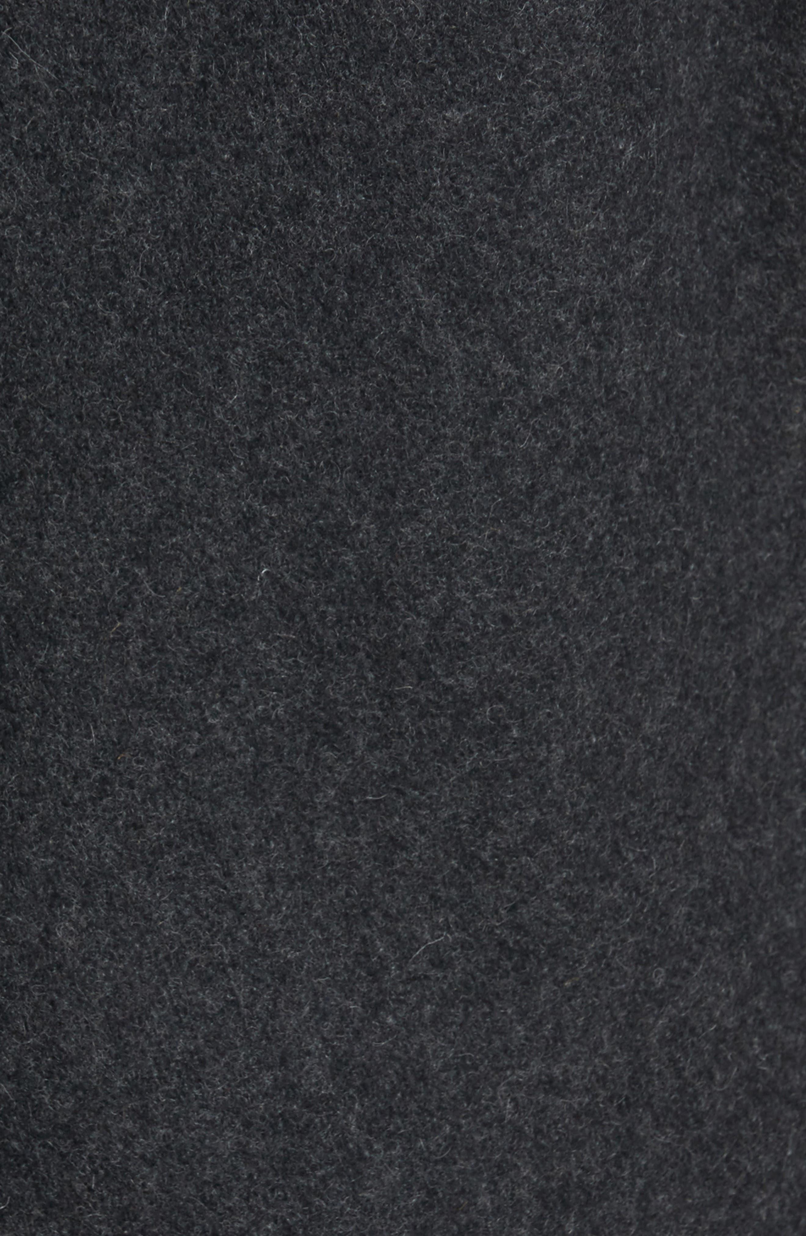 ,                             Wool Blend Field Jacket,                             Alternate thumbnail 5, color,                             022