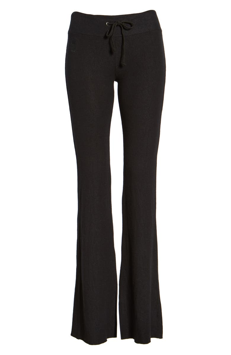 WILDFOX Basic Track Pants, Main, color, 001