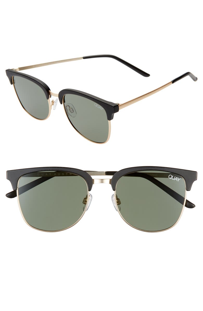 Evasive 53mm Polarized Sunglasses by Quay Australia