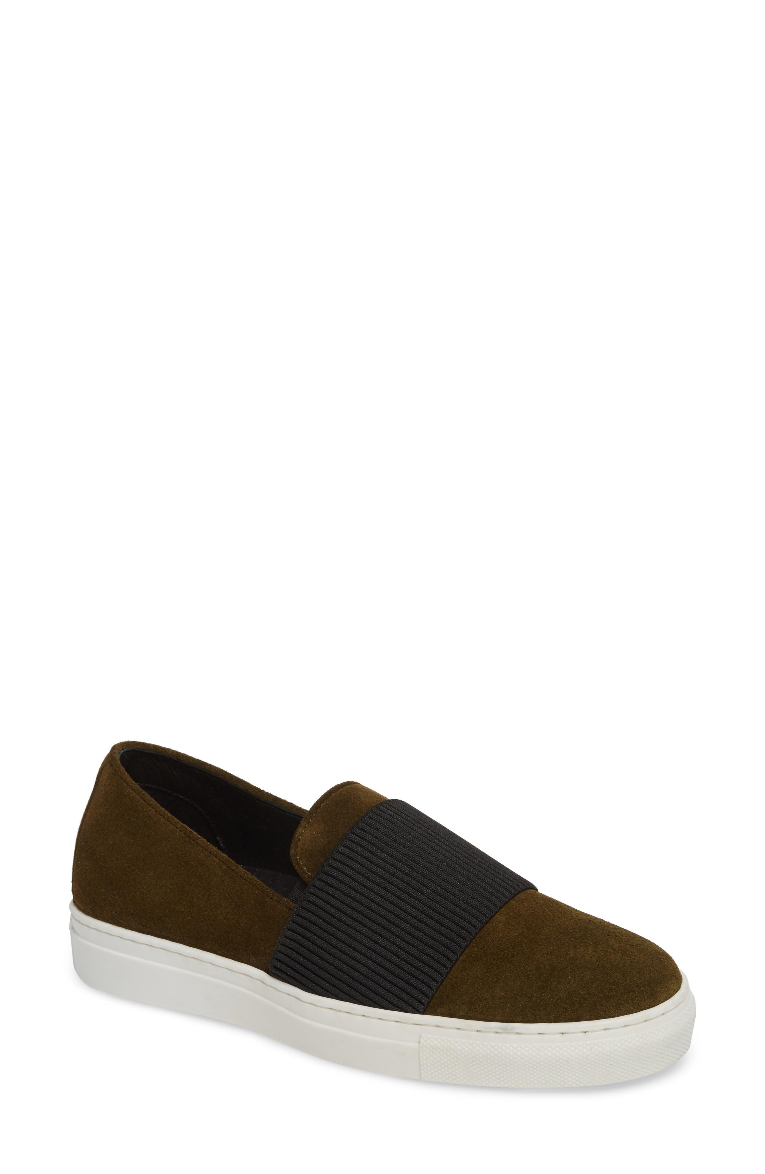 Cordani Otto Slip-On Sneaker - Green