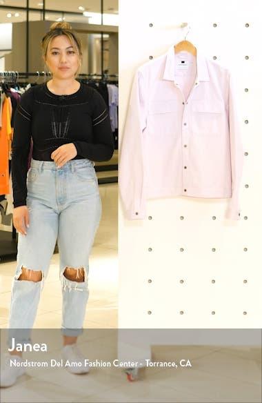 Oversize Shirt Jacket, sales video thumbnail