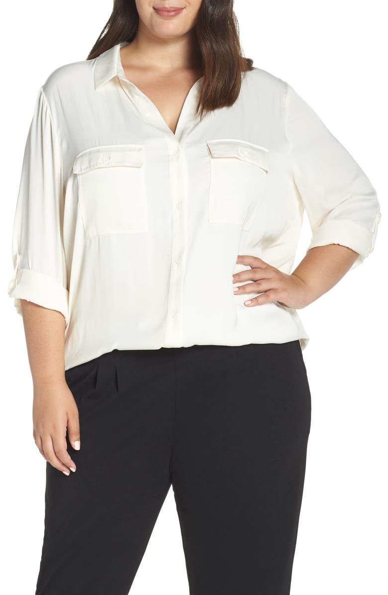 LEMON TART Carol Shirt, Main, color, 650