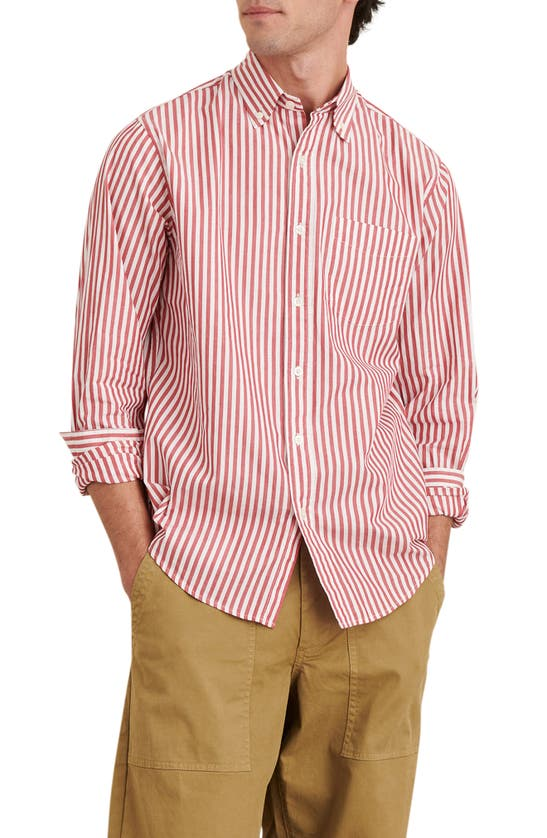 Alex Mill STANDARD STRIPE BUTTON-DOWN SHIRT
