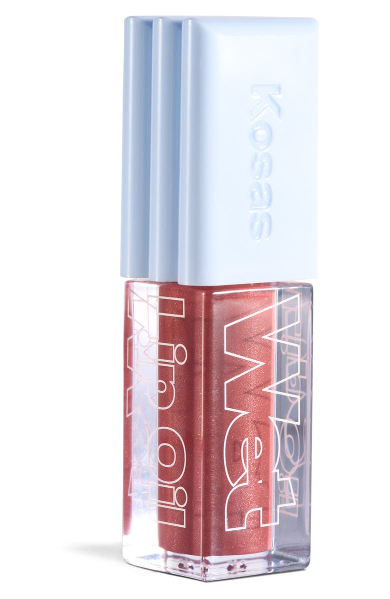 KOSAS Wet Lip Oil Gloss, Main, color, DIP