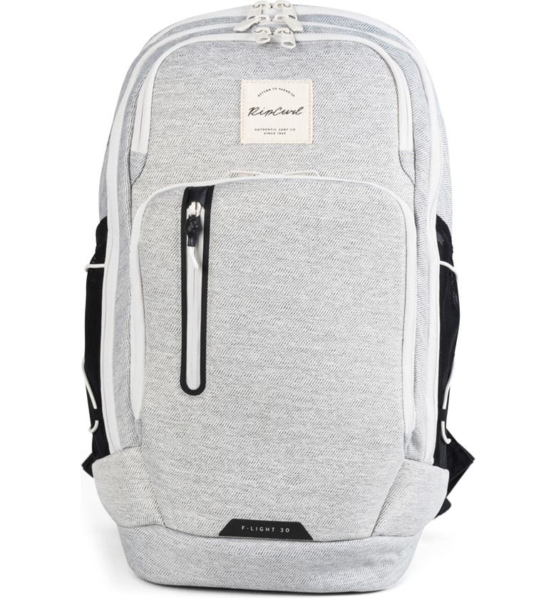 RIP CURL F Light Ultra Mix Wave Backpack, Main, color, GREY